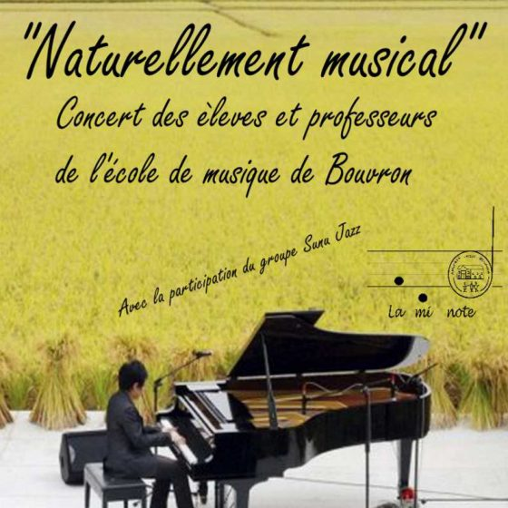Concert Naturellement Musical 2016